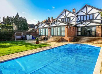 5 bed detached house for sale in Park Lane, Broxbourne, Hertfordshire. EN10