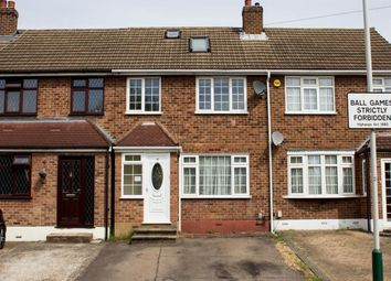 Thumbnail 3 bedroom property to rent in Frinton Road, Collier Row, Romford