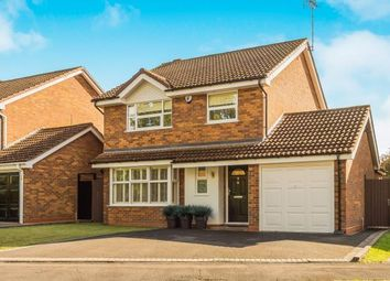 Thumbnail 4 bedroom detached house for sale in Cardinal Drive, Kidderminster