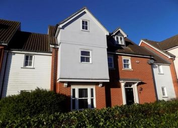 Thumbnail 4 bed town house to rent in Ridgewell Avenue, Chelmsford