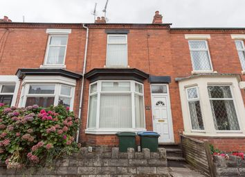 3 bed terraced house to rent in Highland Road, Coventry CV5
