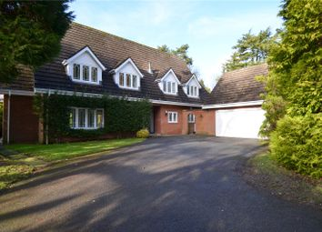 5 bed detached house for sale in Hollyfield Drive, Barnt Green, Birmingham, Worcestershire B45