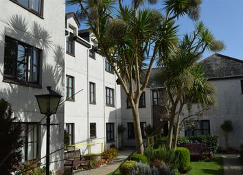 Thumbnail 2 bed flat for sale in Tregoney Hill, Mevagissey, St. Austell