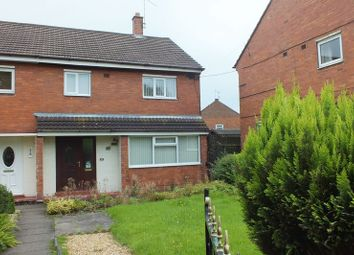 Thumbnail 3 bedroom semi-detached house for sale in Biddulph Road, Fegg Hayes, Stoke-On-Trent
