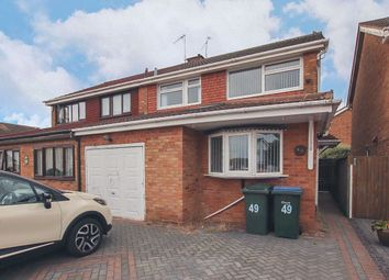 3 bed semi-detached house to rent in Coombe Park Road, Binley, Coventry CV3