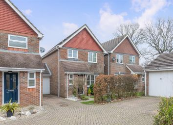 Thumbnail 3 bed property for sale in Swift Close, Burgess Hill
