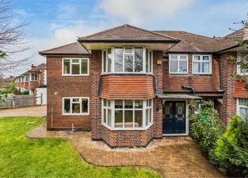 Thumbnail 4 bedroom semi-detached house to rent in Rydens Avenue, Walton-On-Thames, Surrey