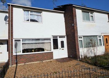 Thumbnail 2 bed terraced house for sale in Carmarthen Close, Farnborough, Hampshire