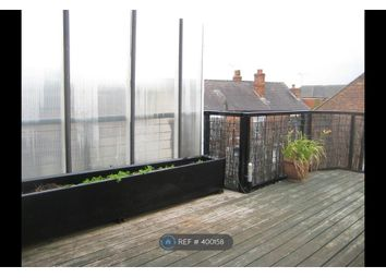 Thumbnail 1 bed maisonette to rent in Nantwich Road, Crewe