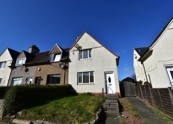 Thumbnail 2 bed end terrace house for sale in 73 Backmarch Road, Rosyth
