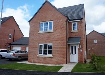 Thumbnail 4 bed detached house for sale in Mirabelle Way, Harworth, Doncaster