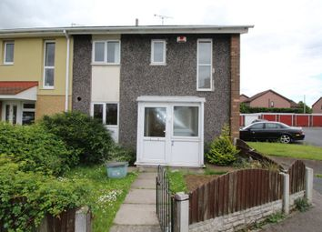 Thumbnail 2 bed terraced house to rent in Larch Drive, Armthorpe, Doncaster