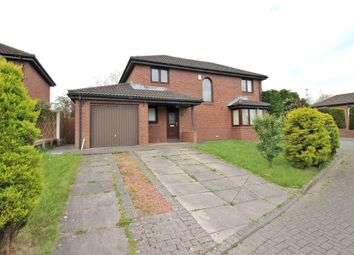 Thumbnail 4 bed detached house for sale in Priorwood Close, Carlisle