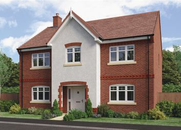 "Thumbnail 5 bed detached house for sale in ""Charlesworth"" at Barnards Way, Kibworth Harcourt, Leicester"