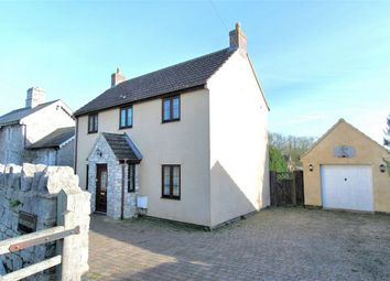 Thumbnail 4 bed detached house for sale in The Down, Old Down, Bristol