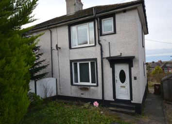 Thumbnail 3 bed semi-detached house for sale in High Road, Thornhill, Egremont, Cumbria