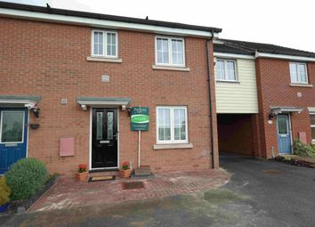 Thumbnail 3 bed terraced house to rent in Jacksnipe Close, Stowmarket, Stowmarket, Suffolk