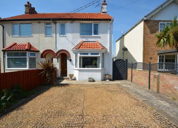 Thumbnail 3 bed semi-detached house for sale in Blackheath Road, Lowestoft