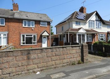 Thumbnail 3 bed semi-detached house for sale in Sycamore Road, Delves, Walsall