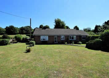 Thumbnail 3 bed detached bungalow for sale in Lower Road, Bratton, Westbury