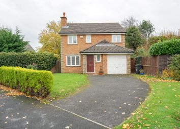 Thumbnail 4 bed detached house for sale in Abbottsford Drive, Chester