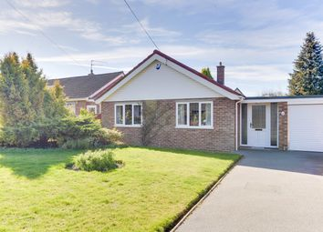 Thumbnail 3 bedroom detached bungalow for sale in Norgetts Lane, Melbourn, Melbourn