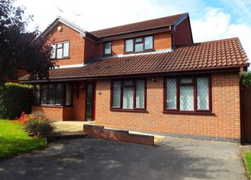 Thumbnail 4 bed detached house for sale in Sutton Passeys Crescent, Wollaton, Nottingham, Nottinghamshire