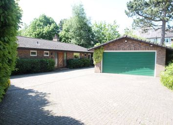 Thumbnail 3 bed bungalow to rent in Fleckney Road, Kibworth Beauchamp, Leicestershire