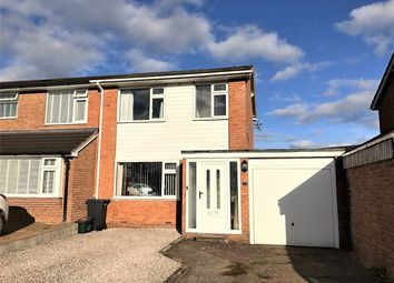 Thumbnail 3 bed semi-detached house for sale in Exeter Close, Feniton, Honiton