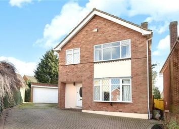 Thumbnail 3 bed detached house for sale in Maylands Drive, Uxbridge, Middlesex