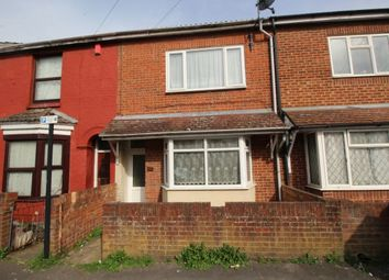 Thumbnail 3 bedroom terraced house to rent in Northumberland Road, Southampton