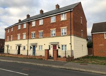 Thumbnail 3 bed terraced house for sale in Queen Elizabeth Drive, Swindon