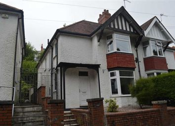 Thumbnail 3 bedroom semi-detached house for sale in Gower Road, Swansea