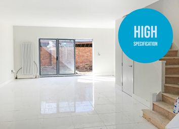 Thumbnail 3 bed terraced house for sale in A Morden Road, London