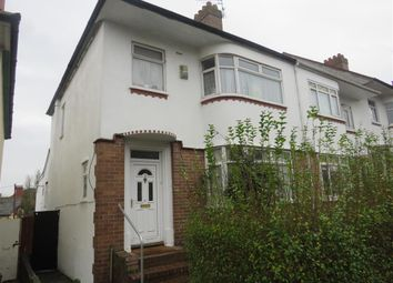 Thumbnail 3 bed property to rent in Melrose Avenue, Penylan, Cardiff