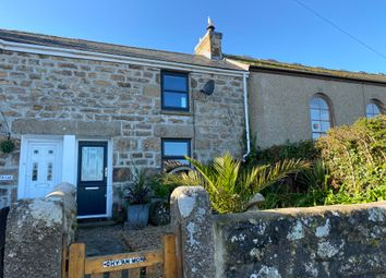 Thumbnail 2 bed terraced house for sale in Chy An Gweal, Carbis Bay, St. Ives