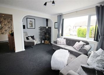 Thumbnail 4 bedroom detached house for sale in Cramfit Close, North Anston
