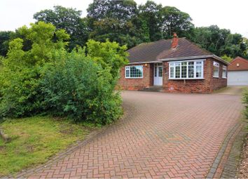 Thumbnail 3 bed detached bungalow for sale in Kingsway, Scunthorpe
