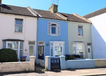 Thumbnail 3 bed terraced house for sale in Tarring Road, Broadwater, Worthing