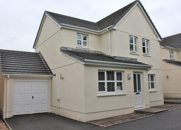 Thumbnail 3 bed detached house for sale in Ashgrove, Llanelli