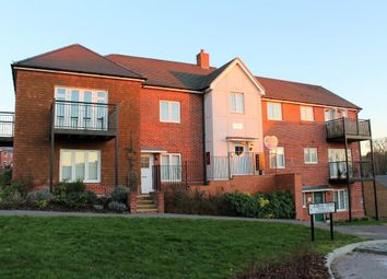 Henry Court, Allamand Close, Church Crookham, Fleet GU52. 2 bed maisonette