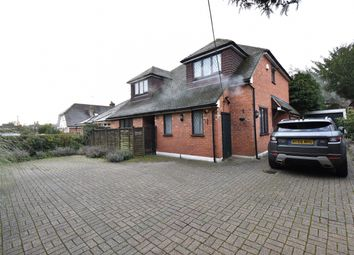 Thumbnail 4 bed detached house to rent in Potley Hill Road, Yateley, Hampshire