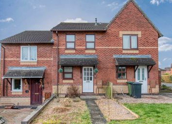 Thumbnail 2 bed terraced house for sale in Meadow Road, Droitwich