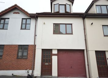 Thumbnail 2 bed terraced house to rent in Old Exeter Road, Newton Abbot