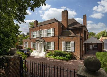 6 bed detached house for sale in Avenue Road, St. John's Wood, London NW8