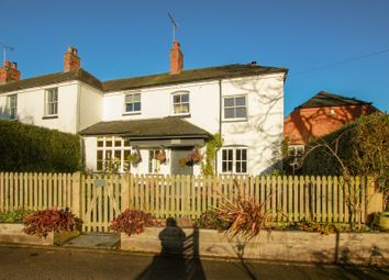 Thumbnail 3 bed cottage for sale in Hall Grounds, Rolleston-On-Dove, Burton-On-Trent