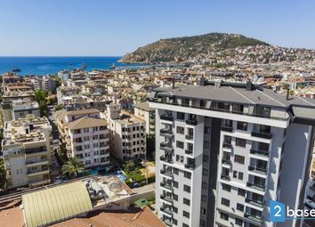 Thumbnail 1 bed apartment for sale in Alanya Centre, Antalya, Turkey