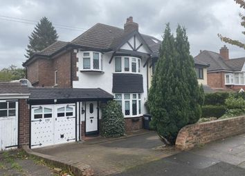 3 bed semi-detached house for sale in Cherry Orchard Road, Handsworth, Birmingham, West Midlands B20