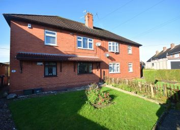 Thumbnail 2 bed flat for sale in Templeton Avenue, Bentilee, Stoke-On-Trent