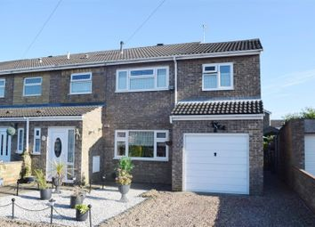 Thumbnail 4 bed semi-detached house for sale in Stonald Road, Whittlesey, Peterborough